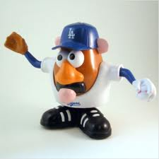 Mr Dodger Potatoe Head