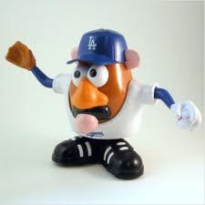 Mr Dodger Potatoe Head