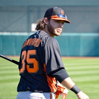 Brandon Crawford Feb Scottsdale Stadium