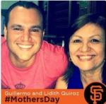 guillermo and mom