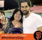 pagan and mom