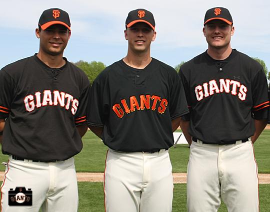 sf giants, 2009 draft, photo