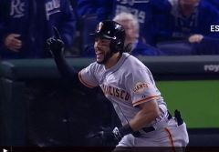 morse hits winning run