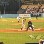 LA Dodgers Set Another Record-For Poor Sportsmanship!